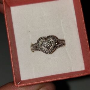 Zales promise ring